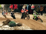 Extreme Ski Racing Behind Motorcycles _ Red Bull Twitch N Ride 2017