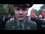 Вот так должен выглядеть настоящий русский офицер! Покажите это Путину, пусть знает правду.