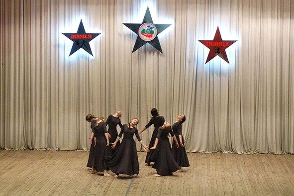 В Зеленчукском районе увидели «Магию танца»