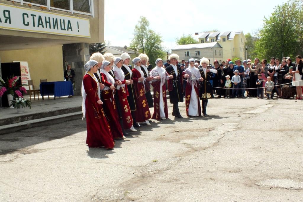 План мероприятий посвященных празднованию 60 - летия Возрождения карачаевского народа