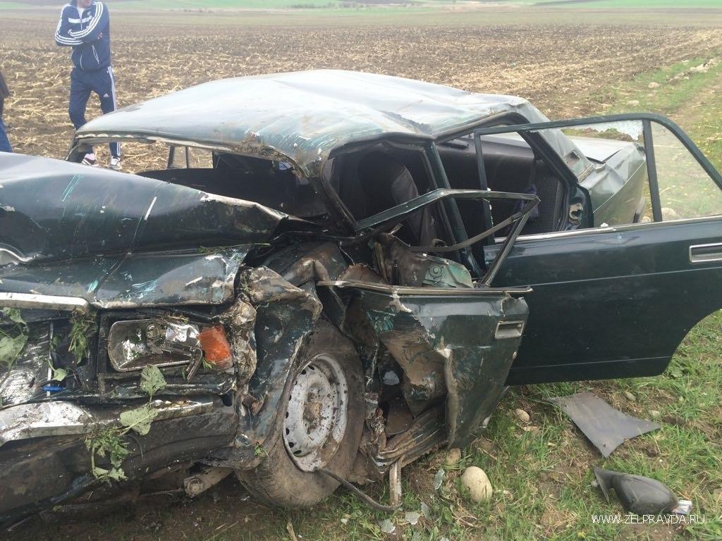 ДТП в Зеленчукском районе унесло жизни двух человек