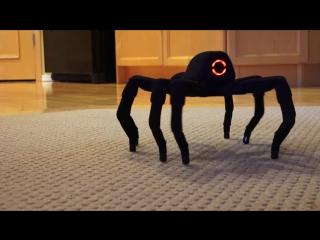 RC ADVENTURES - Robotic Spider - Creepy Movement!