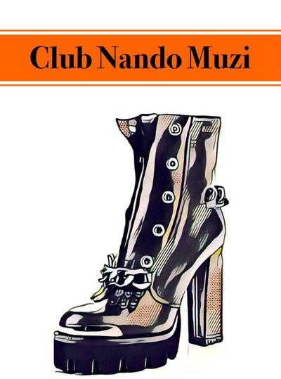 Club Nando Muzi (Женская обувь из Италии)   ВКонтакте 504c35248bd