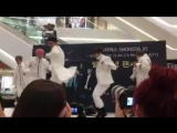 VK09.10.2016 MONSTA X Fancam 'Fighter' @ Fansign Starfield Hanam