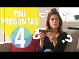 Mi futuro sobrino TiniPreguntas4 | TINI
