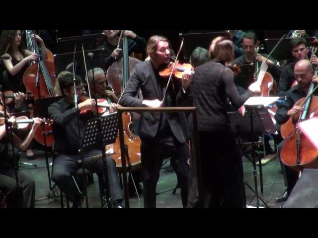 David Garrett, Roma, 21.07.2016 r. P.I. Tchaikovsky Violin Concerto in D major, Op 35 part 2