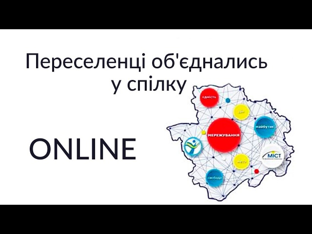 Переселенці обєднались у спілку, - online