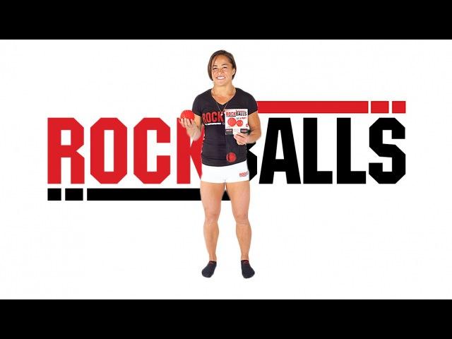 Rocktape - RockBalls - Hamstring