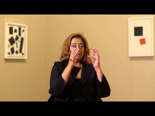 12 (with sound)Zaha Hadid on Kazimir Malevich - Secret Knowledge