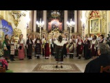Бог ся рожда - колядка - Молоджний хор Собору Св.Юра, м.Львв