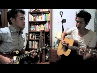 Some Might Say - Oasis (Supernova Cover, Shaun Jansen and Adriel Chan)