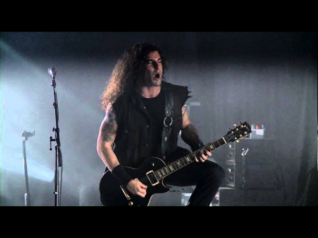 Rotting Christ - In Yumen Xibalba (LIVE @ SUMMER BREEZE Open Air 2014)