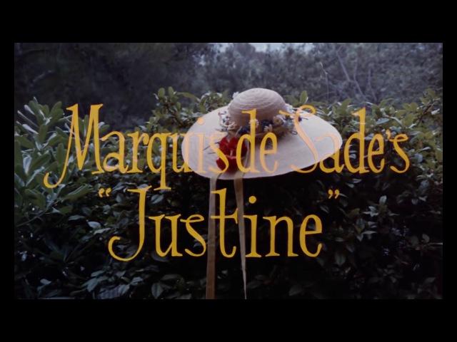 Эротический фильм Жюстина маркиза Де Сада 2016 Мария Ром HD