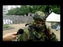 Интервью с бойцом Восток Донецк 29 05 2014