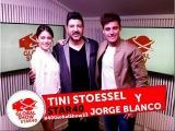 Entrevista a Tini y Jorge en 40 Global Show   Parte 1