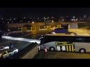 L'estasi crociata a Reggio. Il pullman gialloblù scortato da 6 mezzi. Il Parma è da B