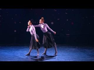 Танцы: Варвара Шиленина и Светлана Яремчук (Лина Милович - Непустота) (сезон 3, серия 18)