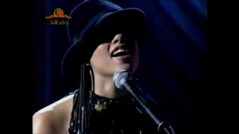 Alicia Keys - Fallin' (World music awards)