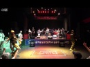 BOOGALOO KIN FIRST LADY WOONG Judge Showcase Dance To The Music vol 2 Allthatstreet