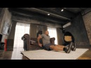 Отжимания на трицепс: диван вместо тренажер | Домашние тренировки с Денисом Семенихиным 1 jn;bvfybz yf nhbwtgc: lbdfy dvtcnj nh