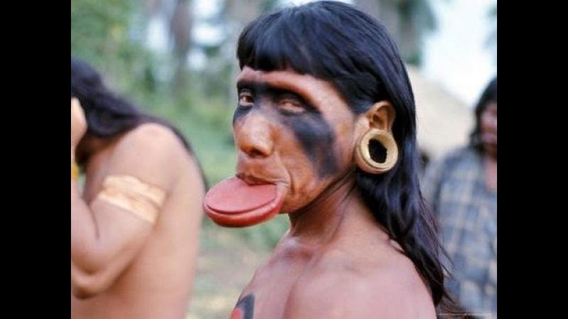 Tribes Amazon jungle - Women Fishing National geographic Documentary