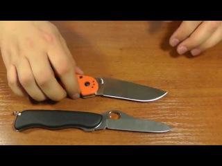 Нож Victorinox Sentinel One Hand. Очень легкий викс.
