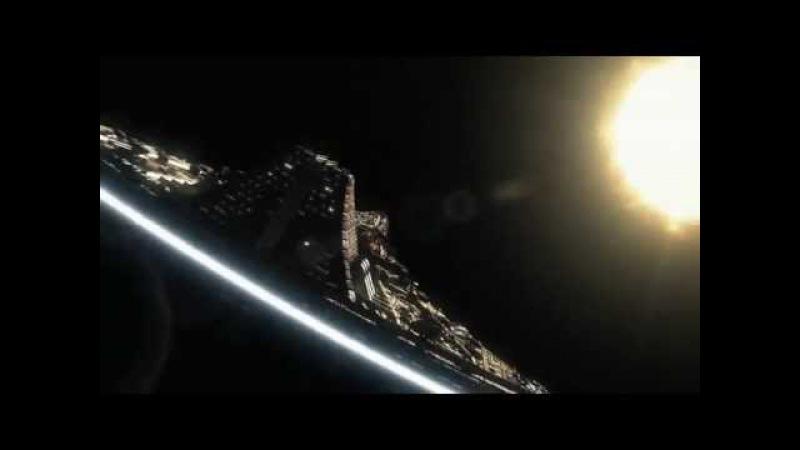 Stargate Universe SGU Music video / ЗВВ Забытые Сражения