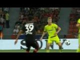 Байер  ЦСКА 22 Видео обзор и голы матча. Лига Чемпионов 2016-17. 14.09.2016