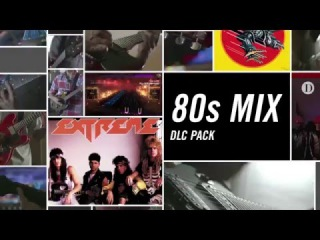Rocksmith 2014 Edition DLC - 80s Mix Song Pack