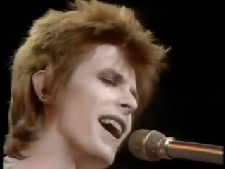 David Bowie Starman (1972)