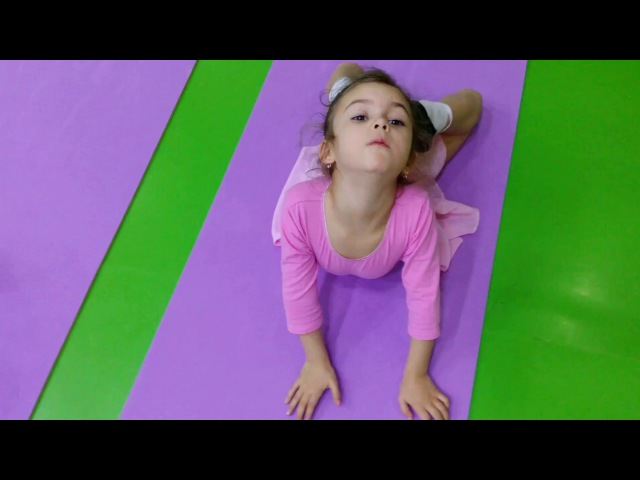 Ритмика в школе танцев 5Life!