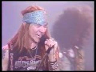 Guns N' Roses Live At The Ritz 1988 Uncut Master (FULL SHOW)