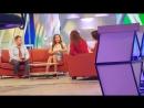 Олеся Малибу на канале Мир в программе нет проблем