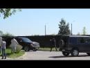 Съёмки т/с Инспектор Купер-2.