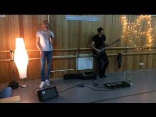 Живая музыка - джем в студии