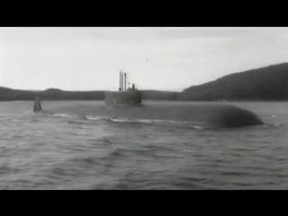 Скоростной титановый подводный атомный ракетоносец К-162 / 1971