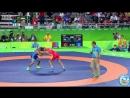 РИО-2016 65 кг утешиловка Андрей Квятковский (Украина) - Фрэнк Молинаро (США)