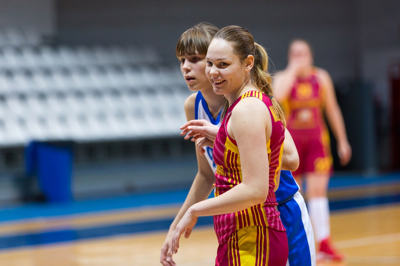 Мария Матвиенко: «Каждый игрок знает, что он должен делать»