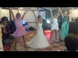 Подарок жениху от невесты и подружек! Свадебный танец