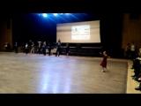 4 танца солоВальс, Квикстеп, Самба, Чачача