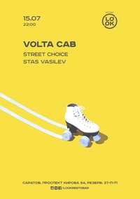 Volta Cab at LOOK Restobar