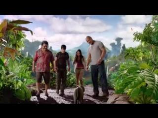 Путешествие 2: Таинственный остров (2012) - трейлер