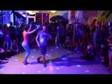 2016-12-03 Доминиканский Викенд в Касабланке Шоу преподавателей Лёша и Настя