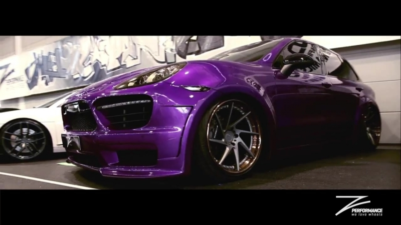 Tuningworld Bodensee 2016 _ Booth Z-Performance
