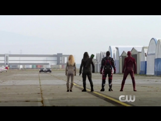 Промо Легенды завтрашнего дня (DC's Legends of Tomorrow) 2 сезон 7 серия