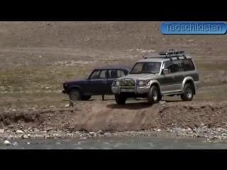 Джип-путешествие по Восточному Памиру (озеро Каракул), Таджикистан