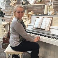 Анкета Екатерина Кривосветлицкая