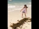 Шторм в океане , Пунта Кана.