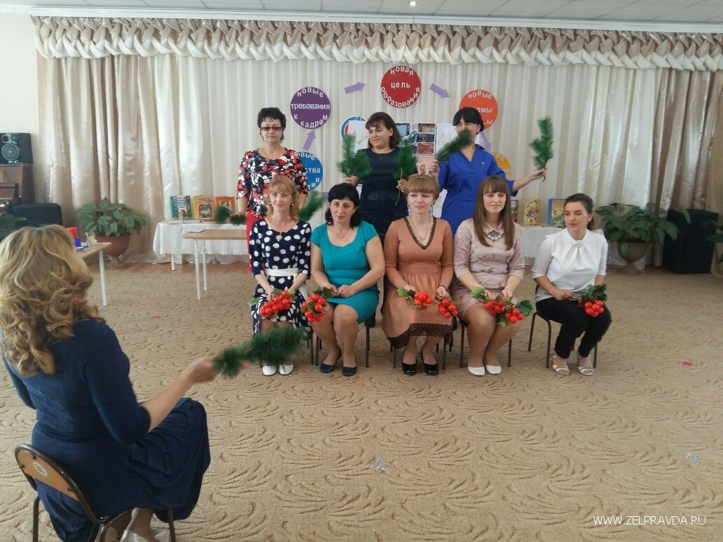 В Кардоникской прошел семинар для руководителей дошкольных образовательных учреждений