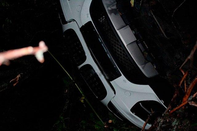 В Зеленчукском районе перевернулся «BMW-X6»